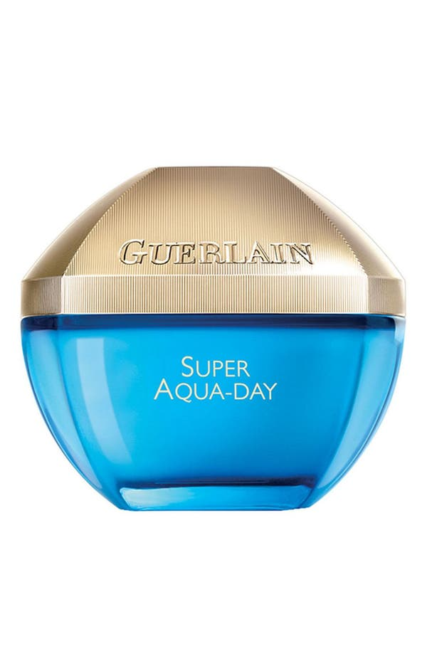 Alternate Image 1 Selected - Guerlain 'Super Aqua-Day' Refreshing Cream