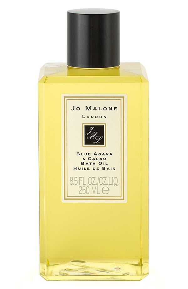 Alternate Image 1 Selected - Jo Malone™ Blue Agava & Cacao Bath Oil
