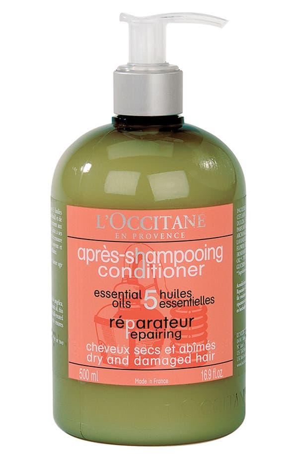 Alternate Image 1 Selected - L'Occitane 'Aromachologie' Repairing Conditioner