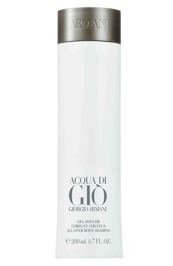 Alternate Image 1 Selected - Acqua di Giò pour Homme Hair & Body Shampoo