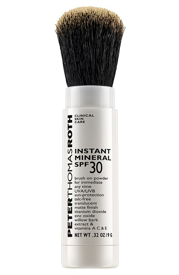 Alternate Image 1 Selected - Peter Thomas Roth 'Instant Mineral' Brush On Powder SPF 30