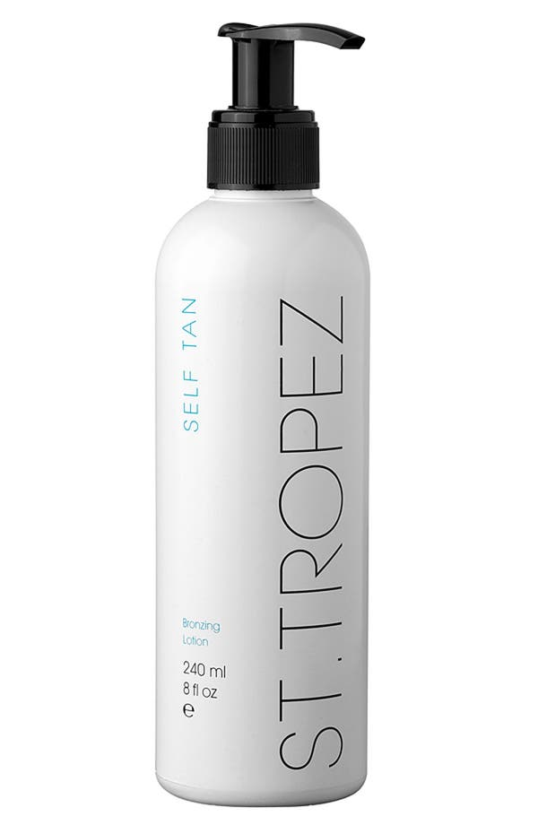 Alternate Image 1 Selected - St. Tropez Self Tan Bronzing Lotion