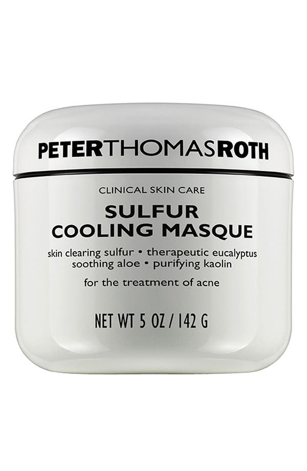 Alternate Image 1 Selected - Peter Thomas Roth Sulfur Cooling Masque
