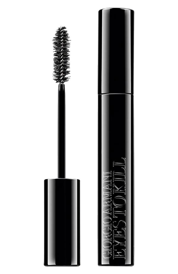 Alternate Image 1 Selected - Giorgio Armani 'Eyes to Kill Excess' Mascara