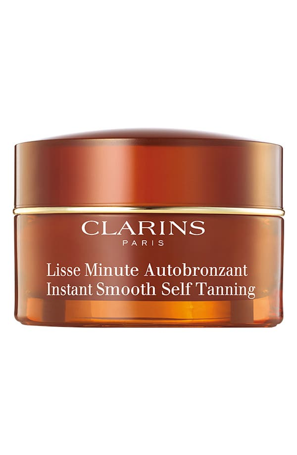 Alternate Image 1 Selected - Clarins 'Instant Smooth' Self Tanning
