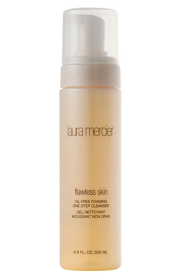 Main Image - Laura Mercier 'Flawless Skin' Oil-Free Foaming One-Step Cleanser