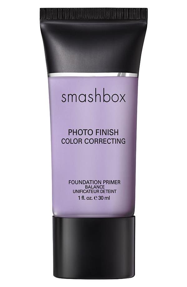 Alternate Image 1 Selected - Smashbox 'Photo Finish - Balance' Color Correcting Foundation Primer
