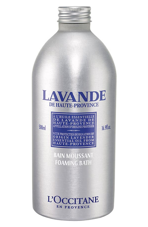 Main Image - L'Occitane Lavender Foaming Bath