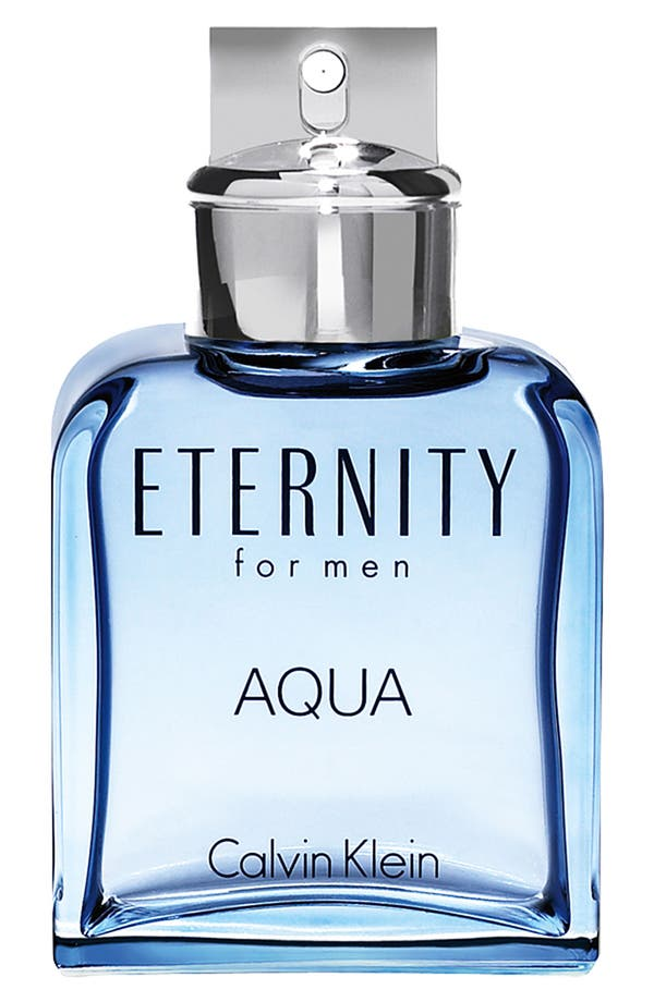 Alternate Image 1 Selected - Eternity Aqua by Calvin Klein Cologne