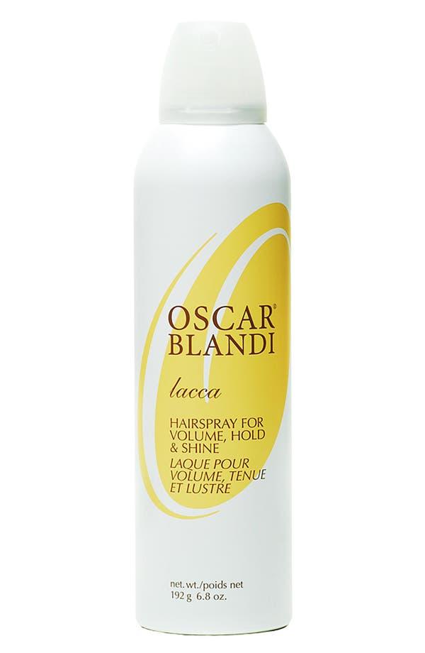 Alternate Image 1 Selected - OSCAR BLANDI 'Lacca' Hairspray