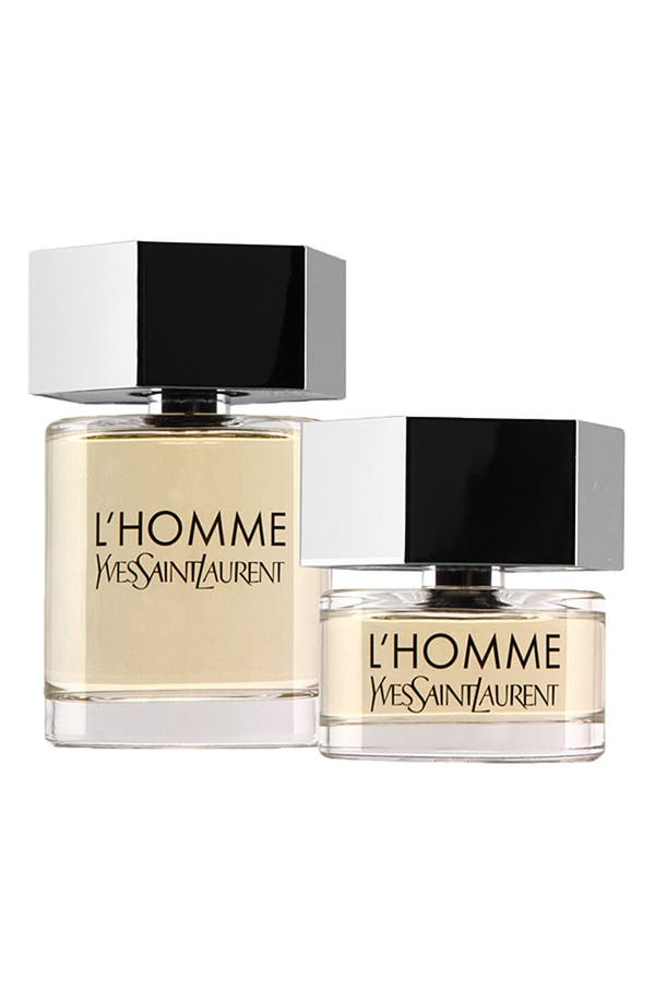 Alternate Image 1 Selected - Yves Saint Laurent 'L'Homme' Gift Set ($120 Value)