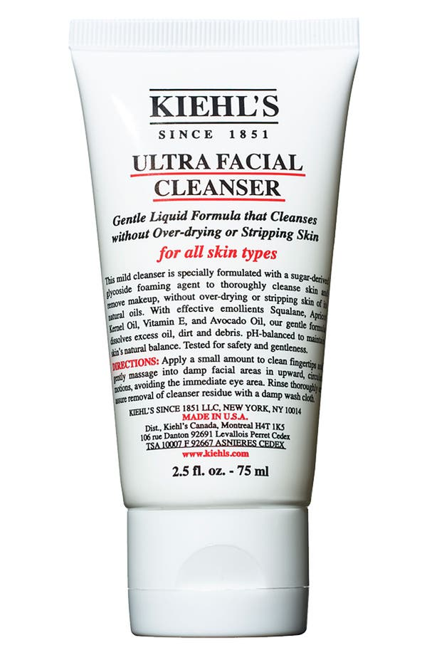 Alternate Image 3  - Kiehl's Since 1851 Ultra Facial Cleanser