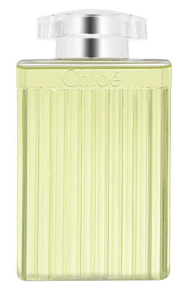 Alternate Image 1 Selected - Chloé 'L'Eau de Chloé' Shower Gel