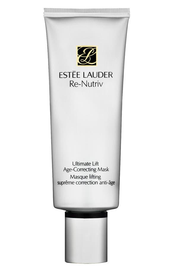 Alternate Image 1 Selected - Estée Lauder 'Re-Nutriv' Ultimate Lift Age-Correcting Mask
