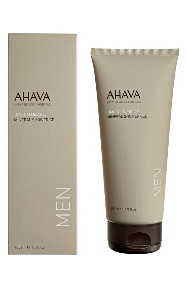 Alternate Image 1 Selected - AHAVA MEN Mineral Shower Gel