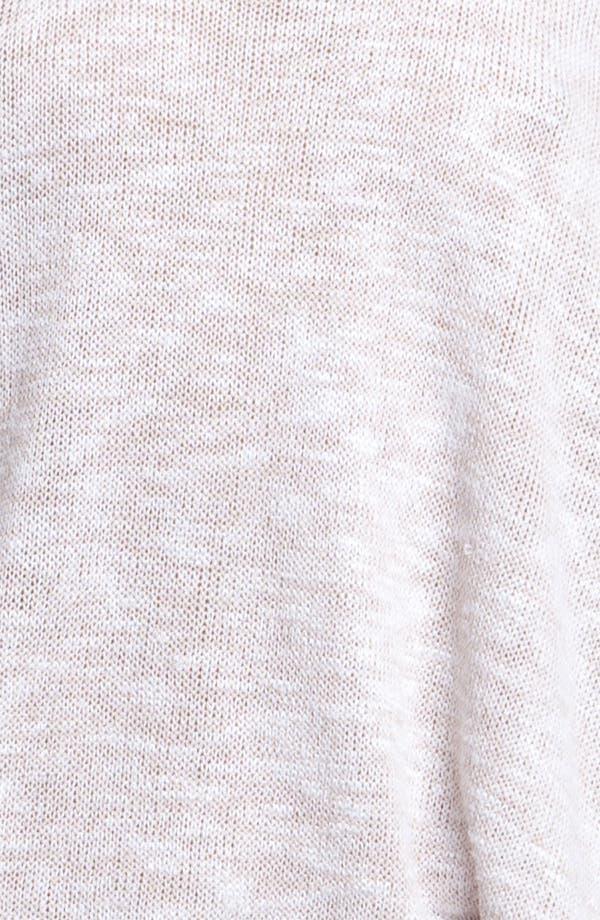 Alternate Image 3  - Gibson Oversized Sweater Knit Tee