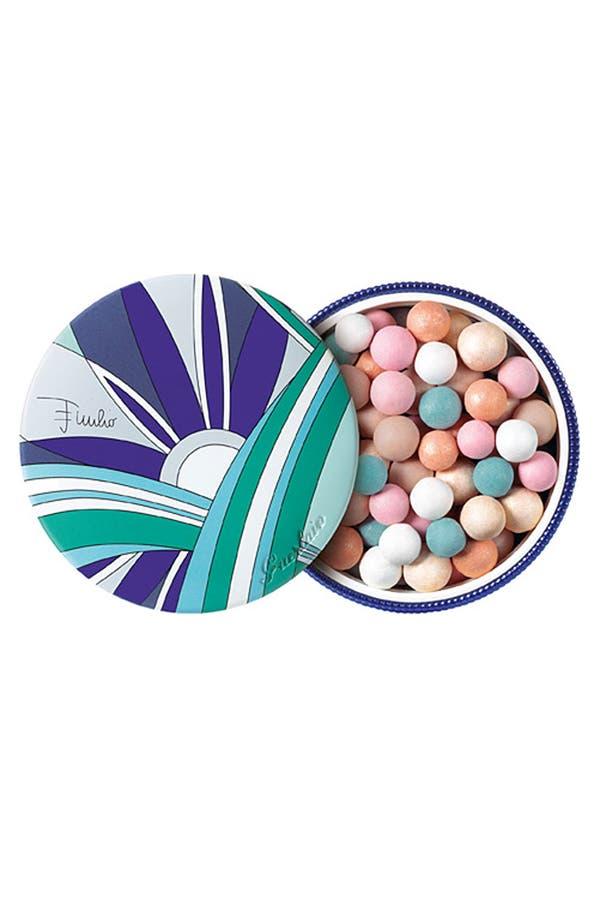 Main Image - Guerlain by Emilio Pucci 'Terra Azzurra' Pearls d'Azur Illuminating Powder