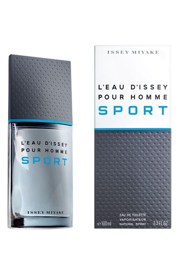 Alternate Image 2  - Issey Miyake 'L'Eau d'Issey pour Homme Sport' Eau de Toilette Spray