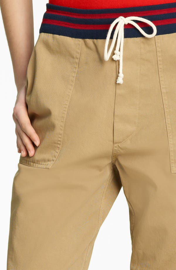 Alternate Image 3  - Band of Outsiders Twill Pants