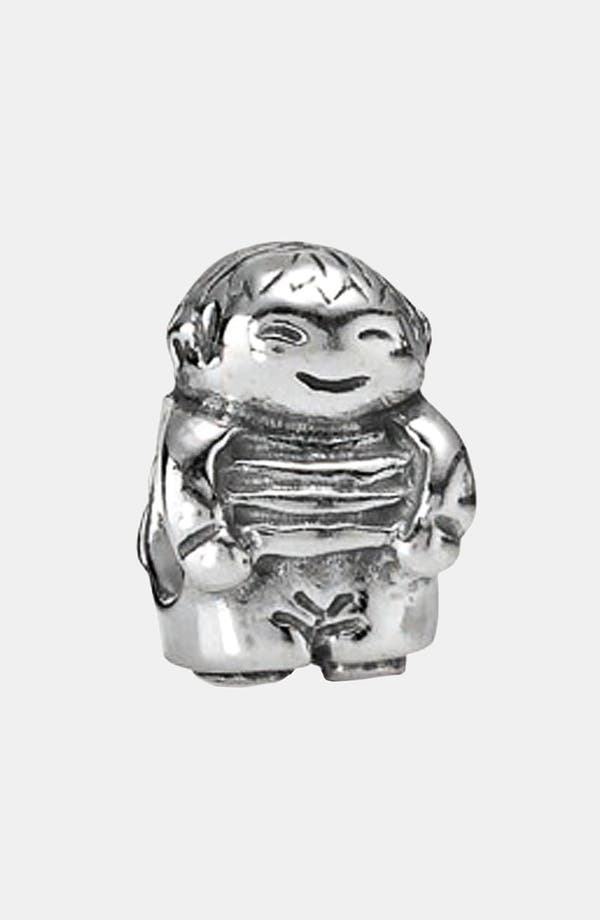 Alternate Image 1 Selected - PANDORA 'Boy' Charm