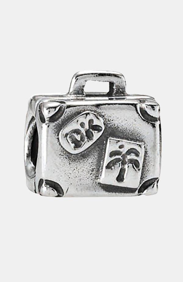 Alternate Image 1 Selected - PANDORA Suitcase Charm