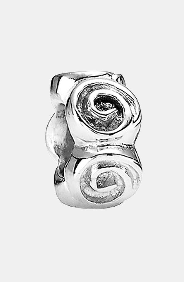 Alternate Image 1 Selected - PANDORA Roses Spacer Charm