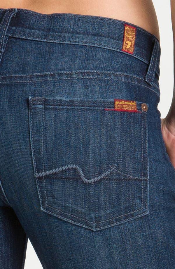 Alternate Image 3  - 7 For All Mankind® 'Roxanne' Skinny Jeans (Summer Dusk)