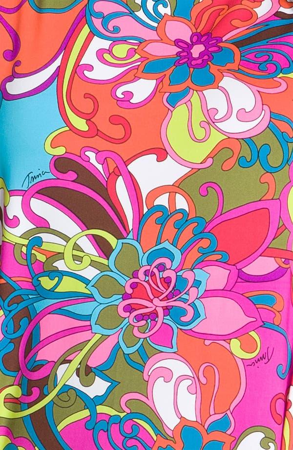 Alternate Image 3  - Trina Turk 'Fiji Flower' Tunic Cover-Up