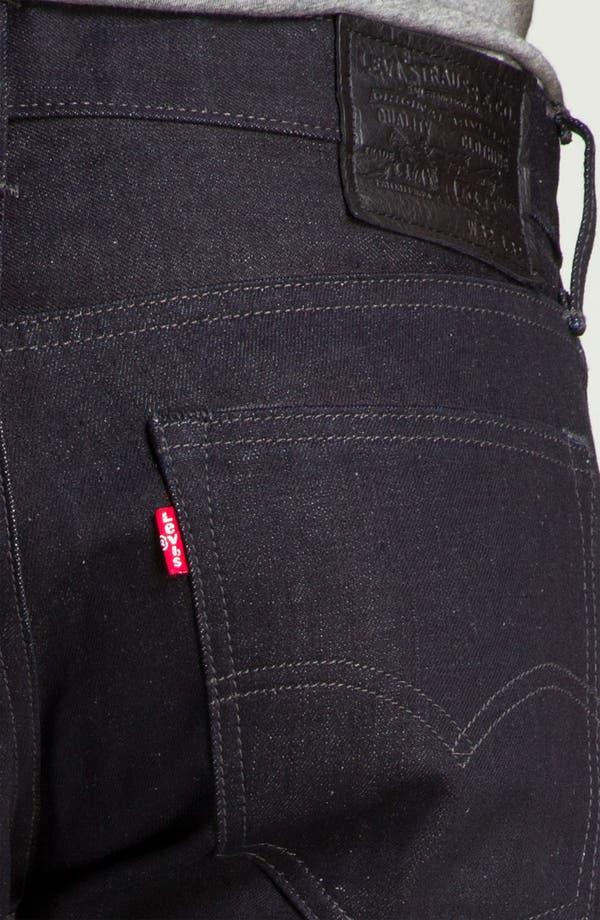Alternate Image 4  - Levi's® 'Matchstick' Slim Straight Leg Jeans (Mayfield)