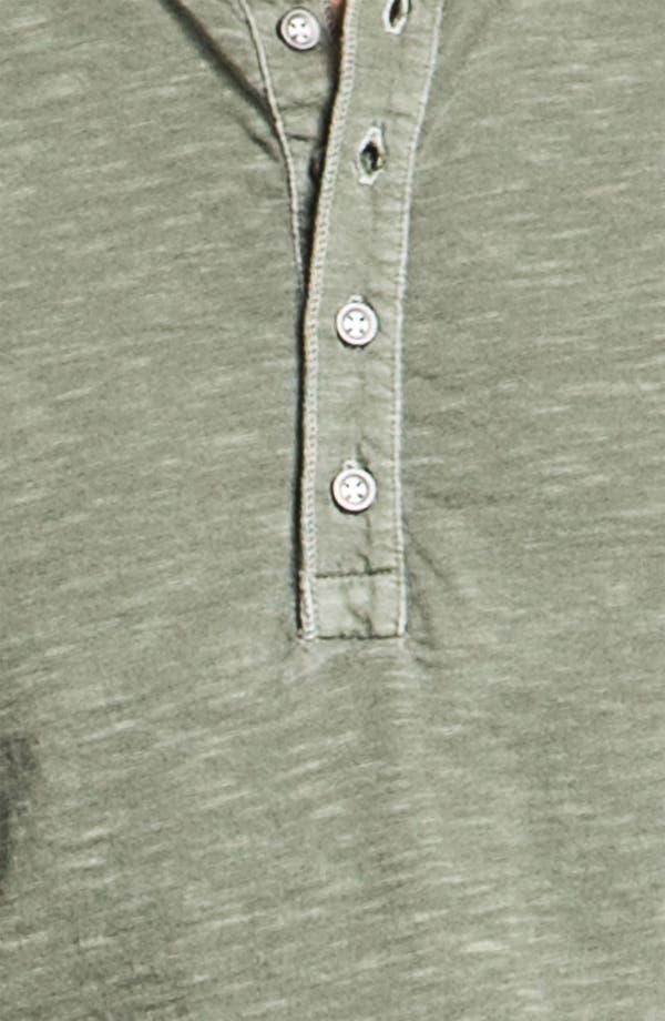 Alternate Image 3  - AG Jeans Slub Knit Henley