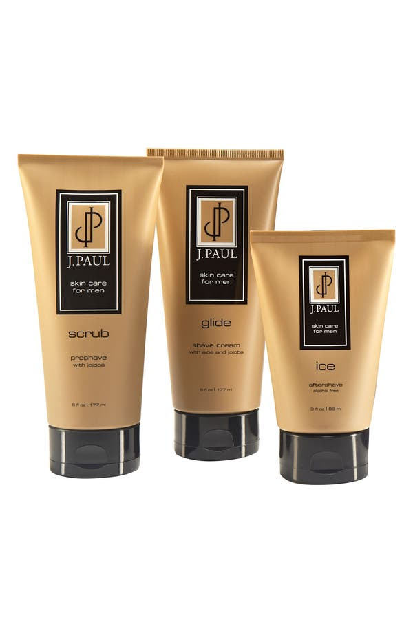 Alternate Image 1 Selected - J. PAUL Skincare Shave Set (Nordstrom Exclusive)
