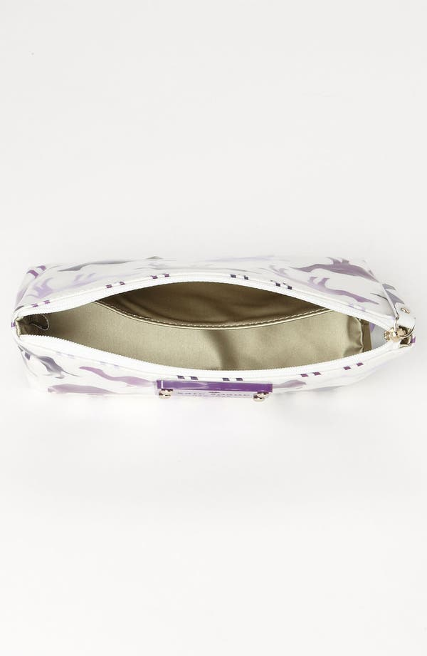 Alternate Image 3  - kate spade new york 'daycation - little shiloh' cosmetics pouch
