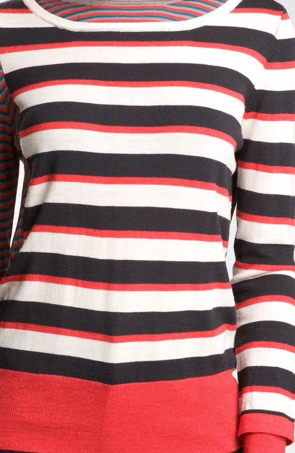 Alternate Image 3  - MARC BY MARC JACOBS 'Yaani' Stripe Sweater