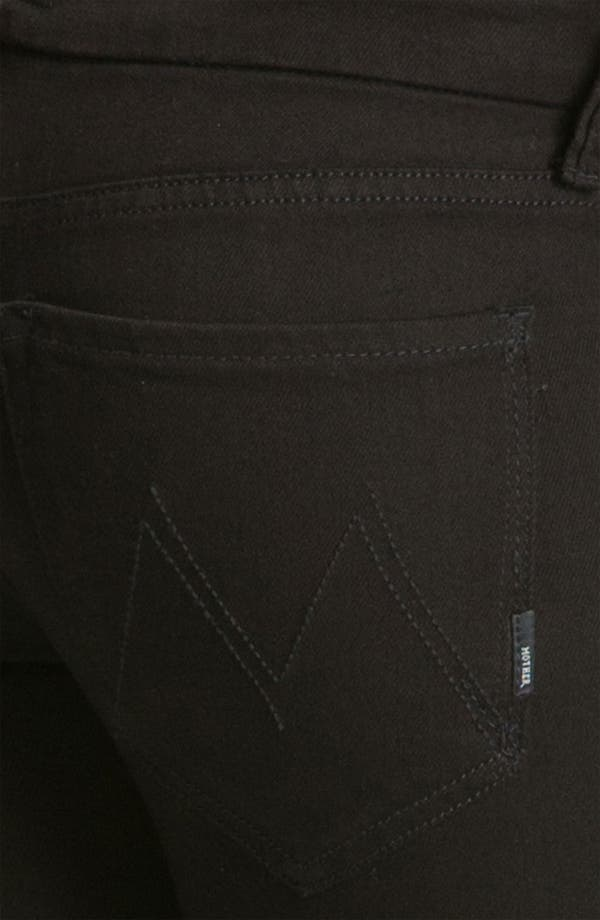 Alternate Image 3  - MOTHER 'The Looker' Crop Skinny Jeans (A Model Spy)