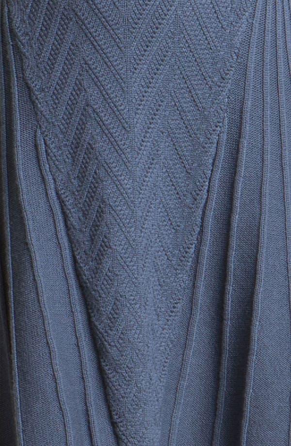 Alternate Image 3  - Cacharel Chevron Knit Dress