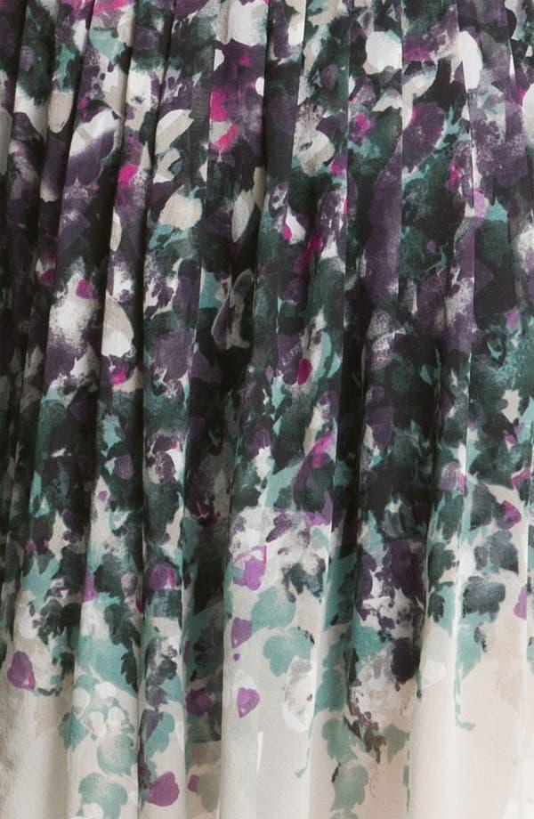 Alternate Image 3  - Suzi Chin for Maggy Boutique Collared Illusion Yoke Dress