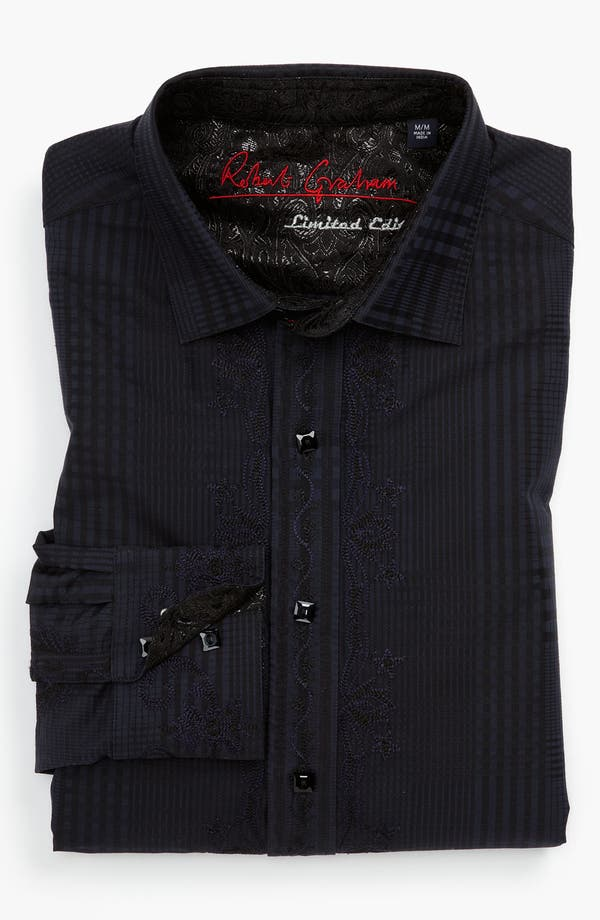 Alternate Image 2  - Robert Graham 'Riddick' Sport Shirt