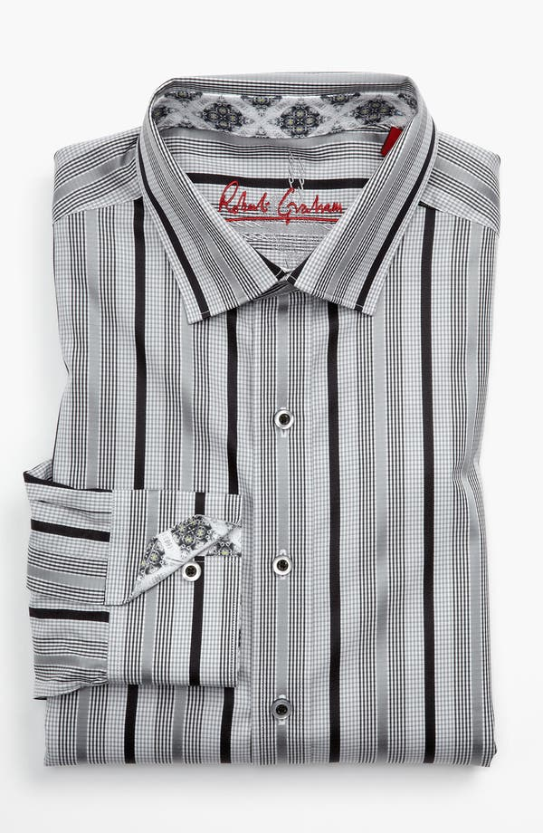 Alternate Image 2  - Robert Graham 'Buckingham' Sport Shirt