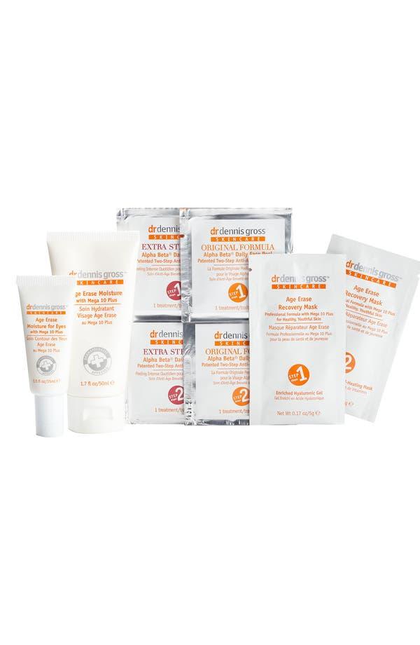 Main Image - Dr. Dennis Gross Skincare 'Trending Beautiful' Age Erasing Kit