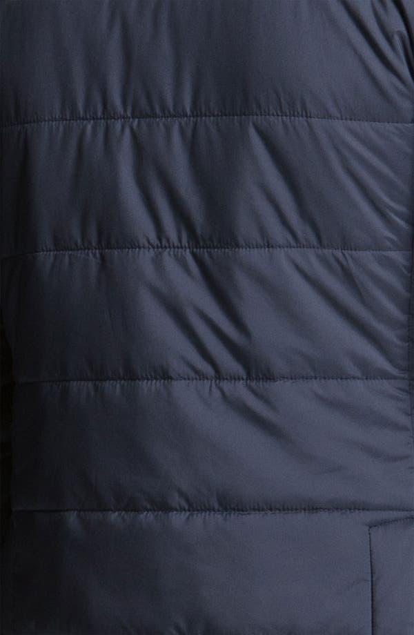 Alternate Image 3  - Brooks Brothers 'University' Quilted Blazer-Cut Jacket