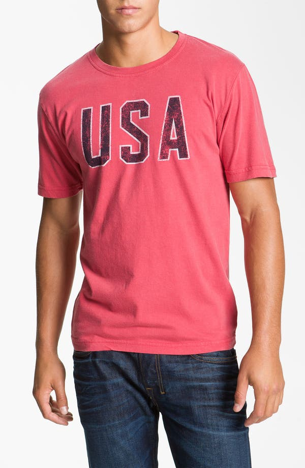 Alternate Image 1 Selected - American Needle 'USA 84' T-Shirt