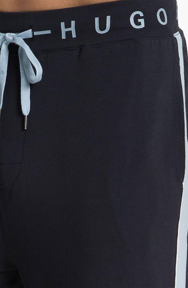 Alternate Image 3  - BOSS Black Lounge Pants