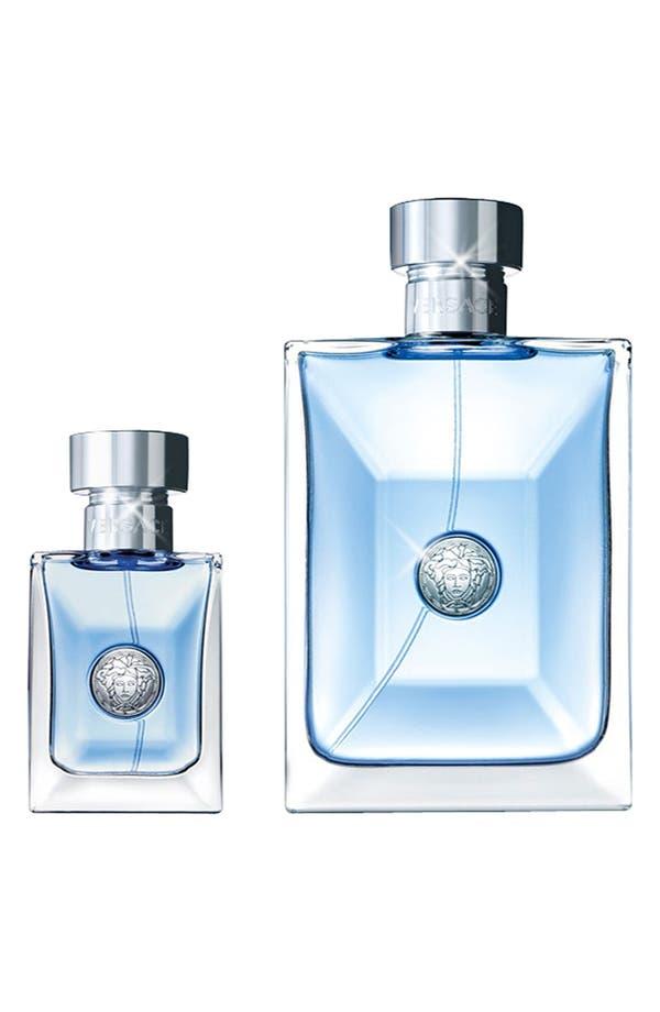 Alternate Image 1 Selected - Versace Pour Homme Fragrance Set ($189 Value)