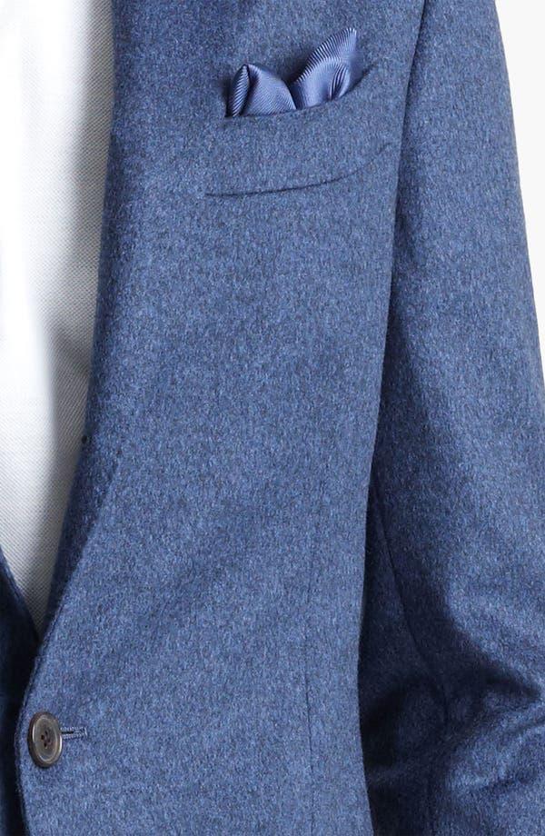 Alternate Image 3  - Salvatore Ferragamo 'Giacca Monopetto' Wool & Cashmere Sportcoat