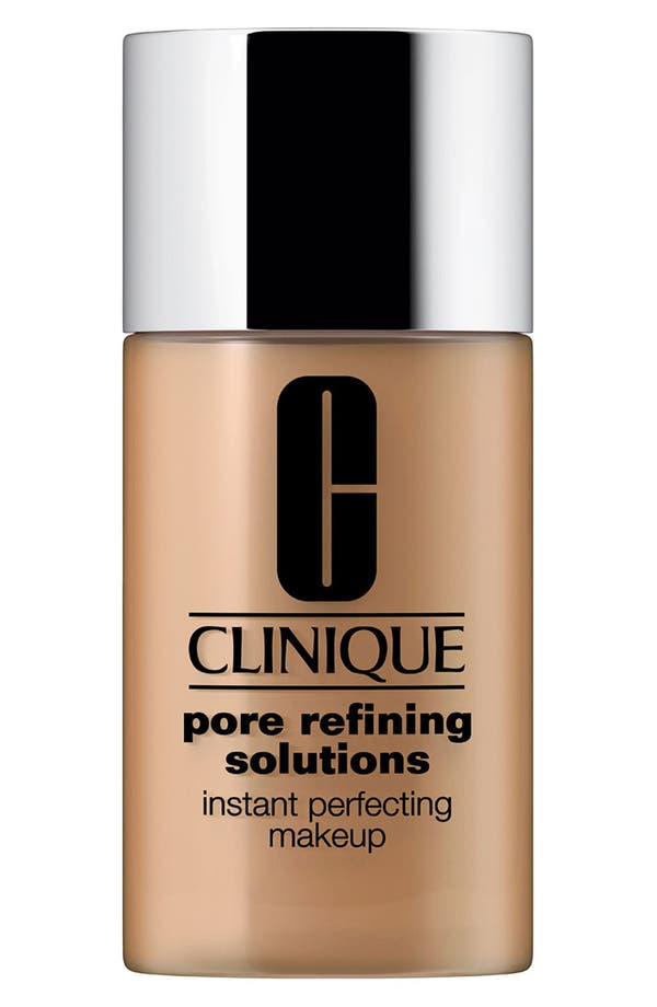 Alternate Image 1 Selected - Clinique 'Pore Refining Solutions' Instant Perfecting Makeup