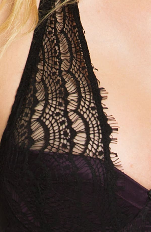 Alternate Image 3  - Mimi Holliday 'Bisou Bisou Berry' Padded Underwire Shoulder Bra