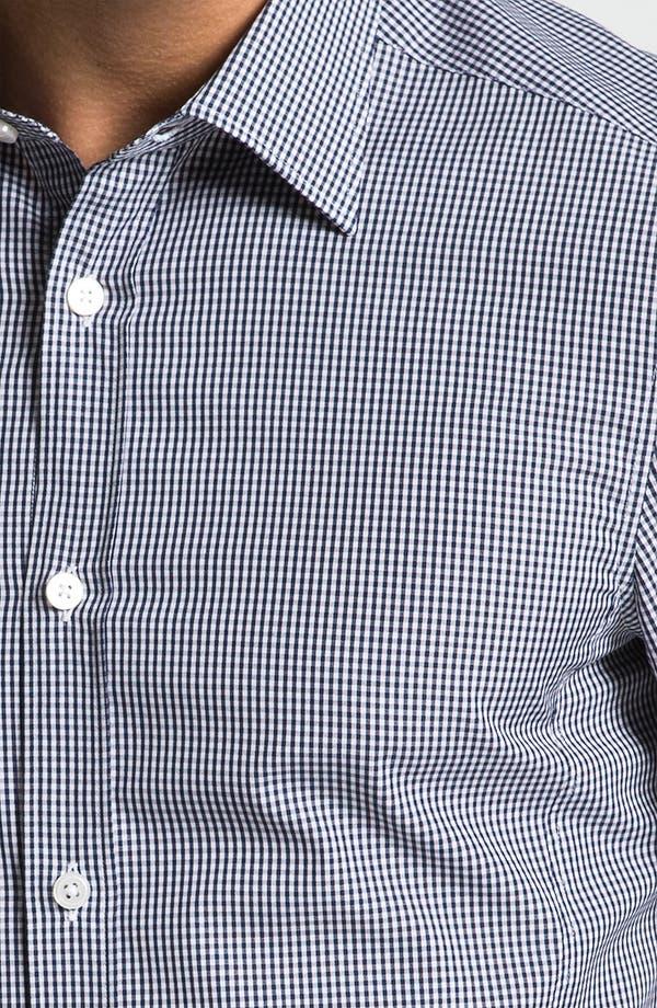 Alternate Image 3  - Z Zegna Extra Trim Fit Dress Shirt