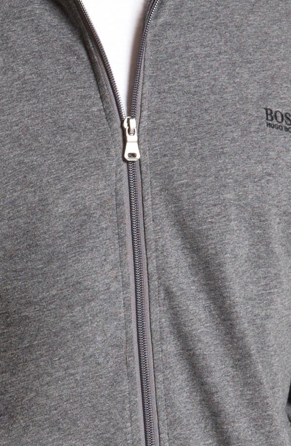 Alternate Image 3  - BOSS Black Cotton Track Jacket (Online Only)