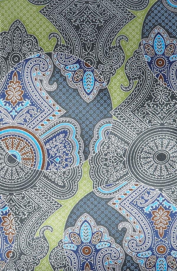 Alternate Image 2  - Ermenegildo Zegna Print Silk Tie