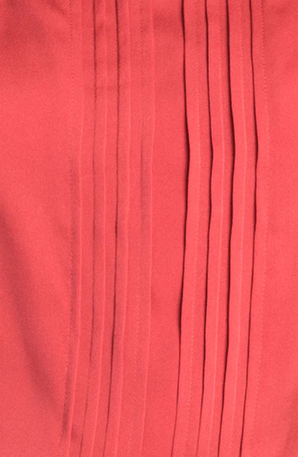 Alternate Image 3  - Classiques Entier® Pintuck Stretch Silk Blouse